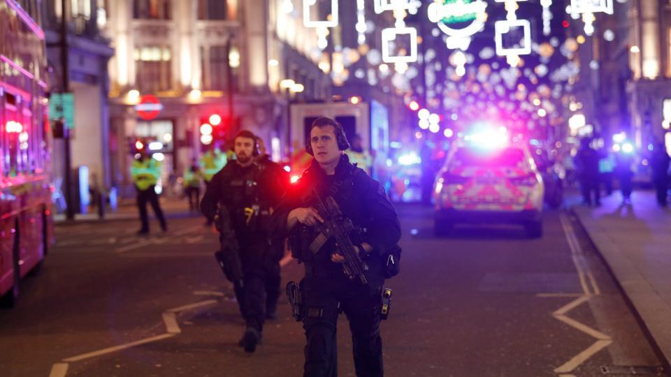 London Oxford Circus,Oxford Circus subway station,Incident at Oxford Circus subway