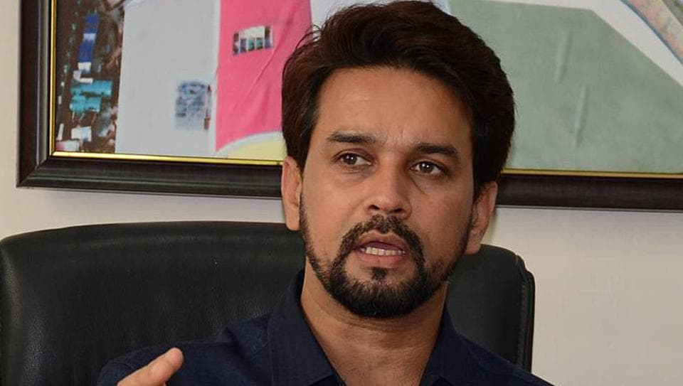 Anurag Thakur,RM Lodha,Board of Control for Cricket in India