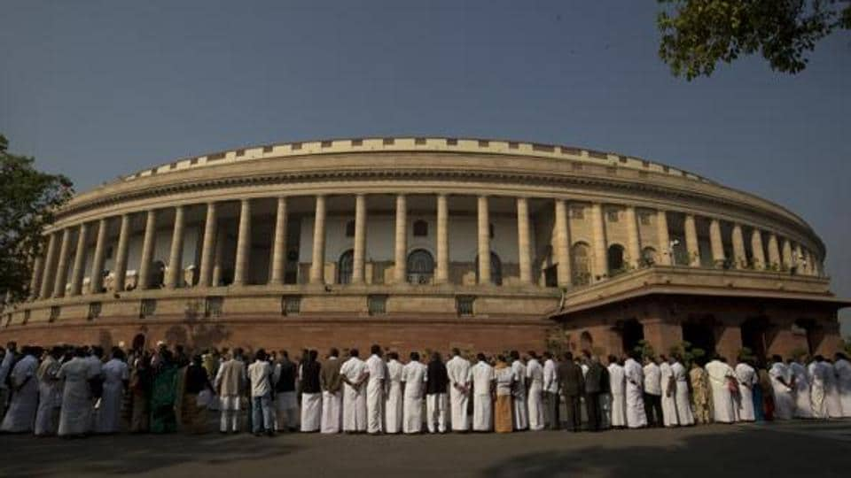 Winter session of parliament to begin from 15 Dec