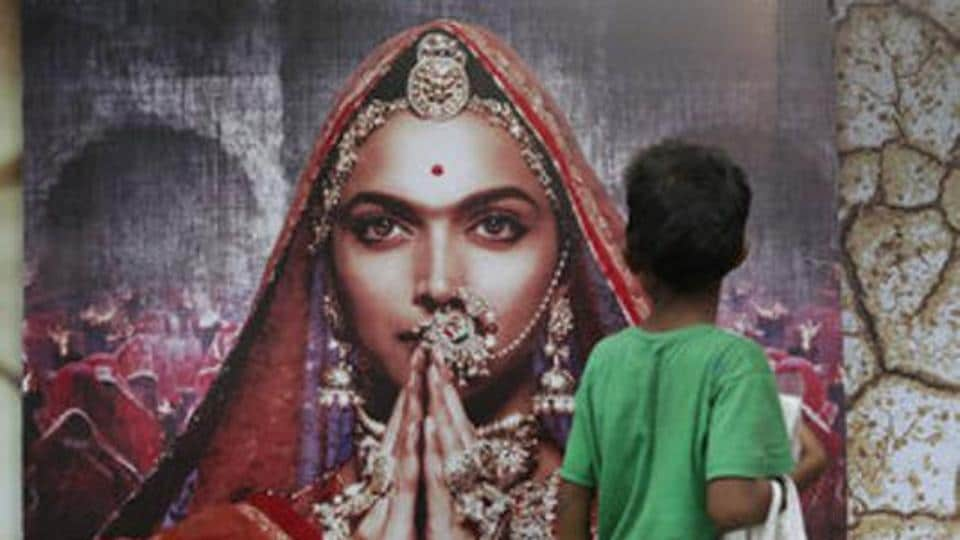 Padmavati was earlier supposed to release on December 1.