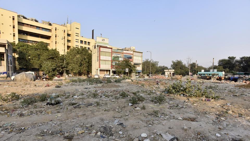 vyapar sadan,Municipal Corporation of Gurugram,Municipal Corporation of Gurgaon