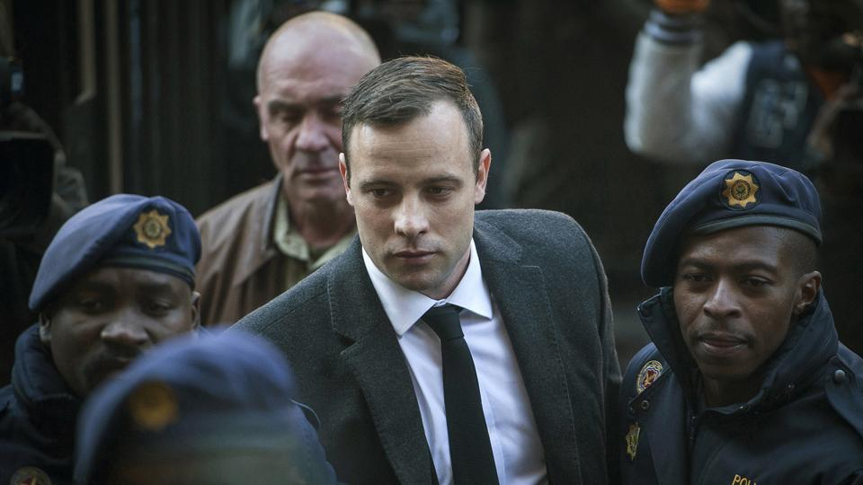 Oscar Pistorius,Oscar Pistorius sentence,Oscar Pistorius jail term
