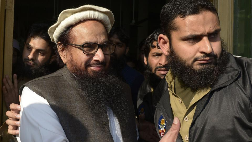 US calls for arrest of Hafiz Saeed,Jamaat-ud-Dawah,Lashkar-e-Taiba