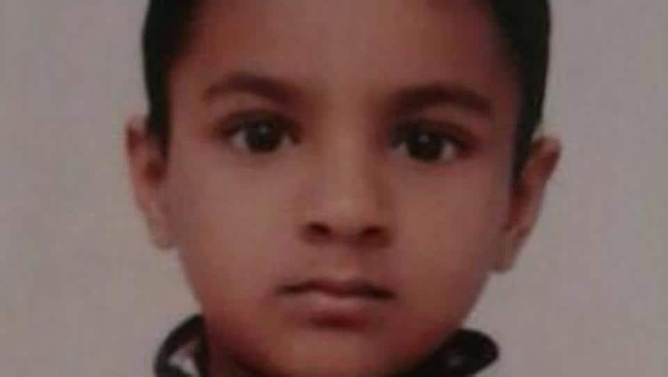 7-year-old killed,Dera Bassi,NNM DAV Senior Secondary School Dera Bassi