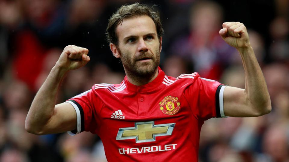 Juan Mata,Manchester United,Premier League