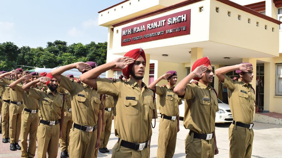 Punjab govt,Armed forces,armed forces training