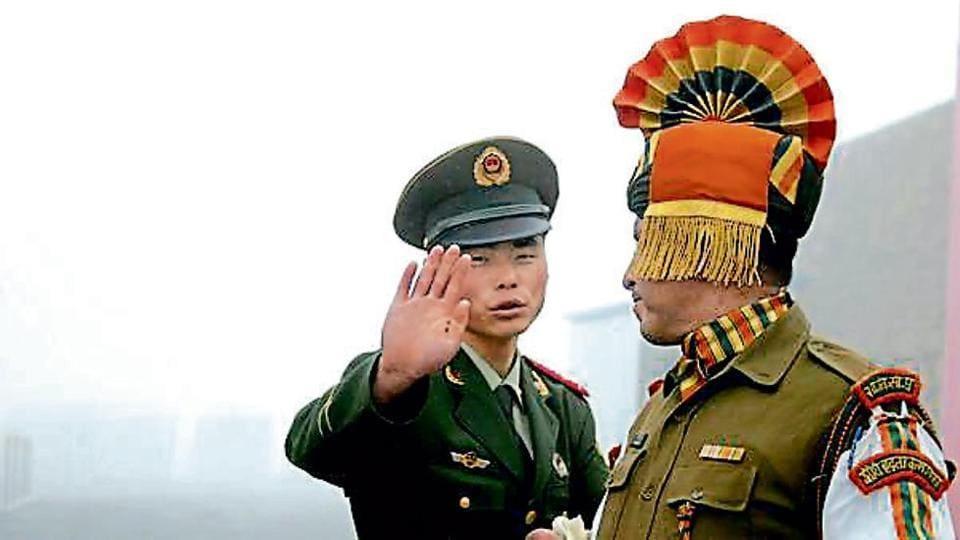 Sino-India border,India-China border,Doklam standoff