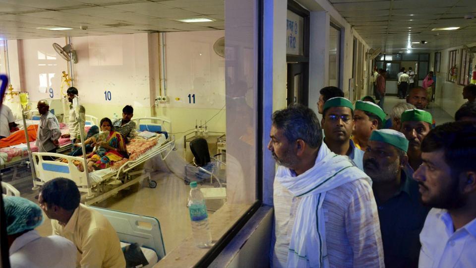 Gorakhpur police drop graft charges against BRD Hospital's Dr Kafeel Khan