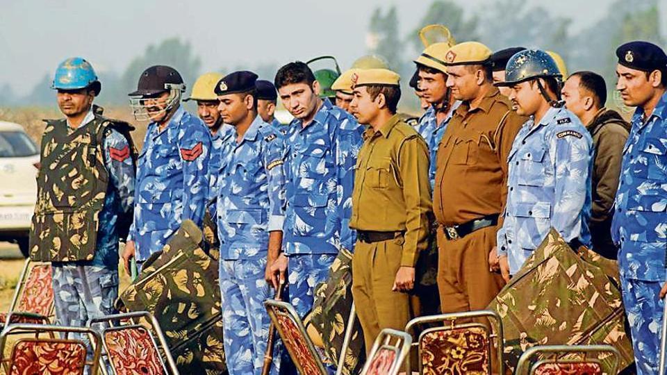 Parallel Jat rallies,Haryana,Jat quota row