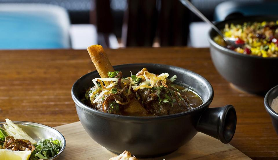 Gourmet Secrets: Kill the chill with a steaming bowl of meat