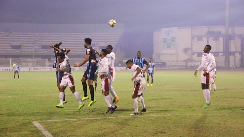 I-League,Moinuddin,Minerva Punjab