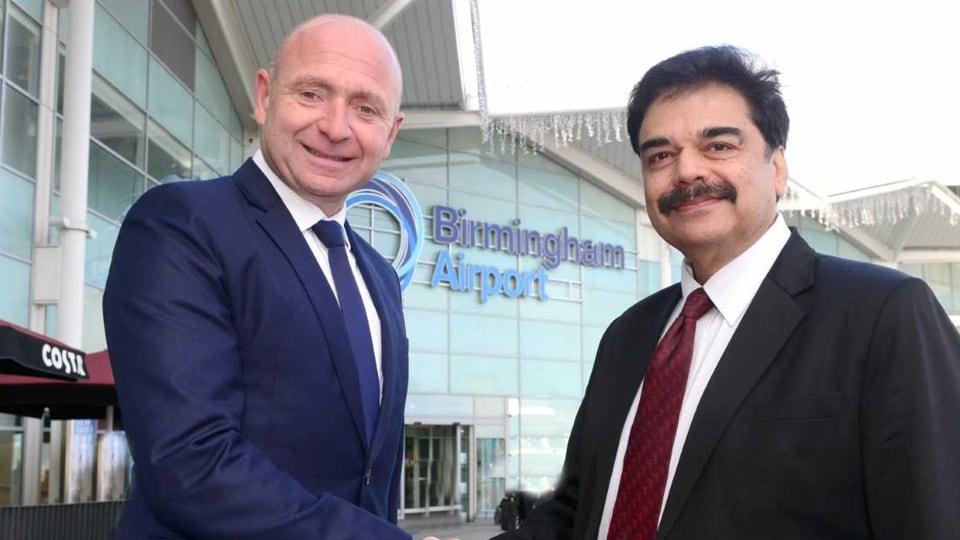 Air India,UK Amritsar flights,Birmingham Amritsar flights