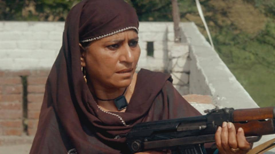 My Pure Land is based on the real life story of Nazo Dharejo , also known as Pakistan's toughest woman.