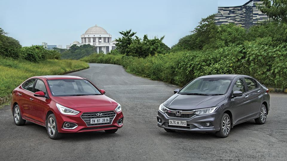 Between the Honda City and the Hyundai Verna, differences in the driving experience are more a function of the gearboxes than the motors themselves.