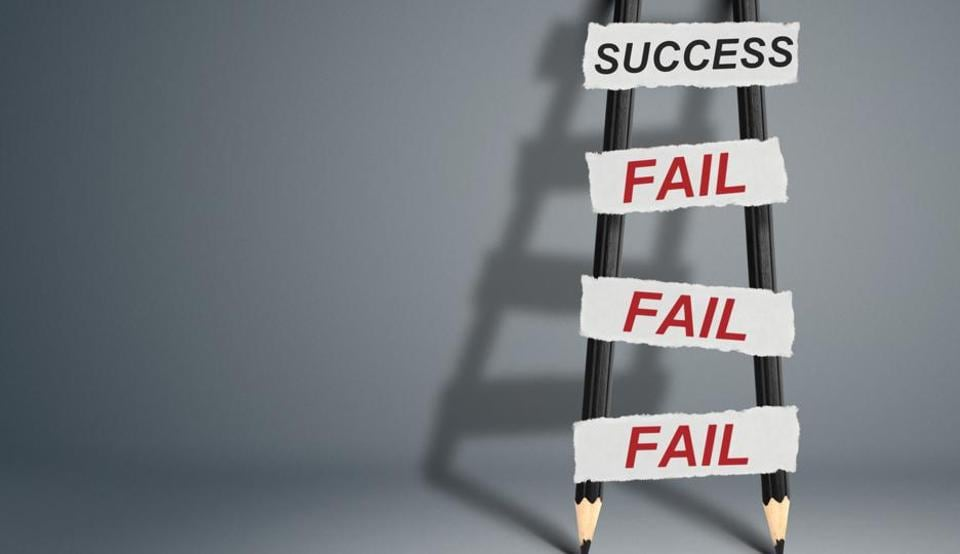 After people fail at a task, it doesn't matter whether they focus on successes or failures. They will learn so long as they do an after-event review.