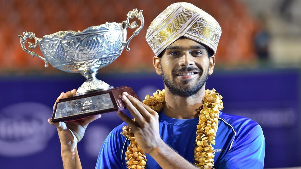 Sumit Nagal,Bengaluru Open,ATP Challenger