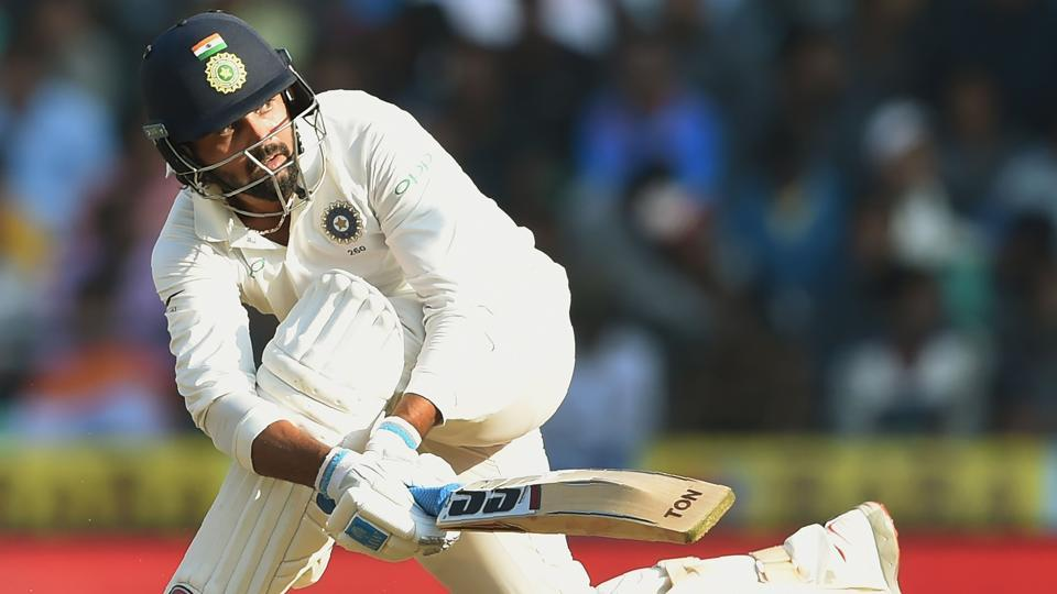 Murali Vijay's place in India's Test squad has been under some scrutiny but this performance reminded everyone why he is a special talent in the longest format of the game.  (AFP)