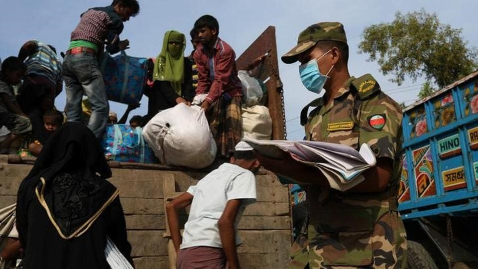 Conditions in Myanmar's Rakhine do not enable safe returns
