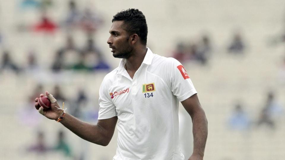Dasun Shanaka fined for 'changing condition of ball'