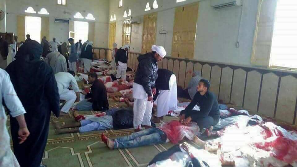 Egypt,Sinai Peninsula,Egypt mosque attack