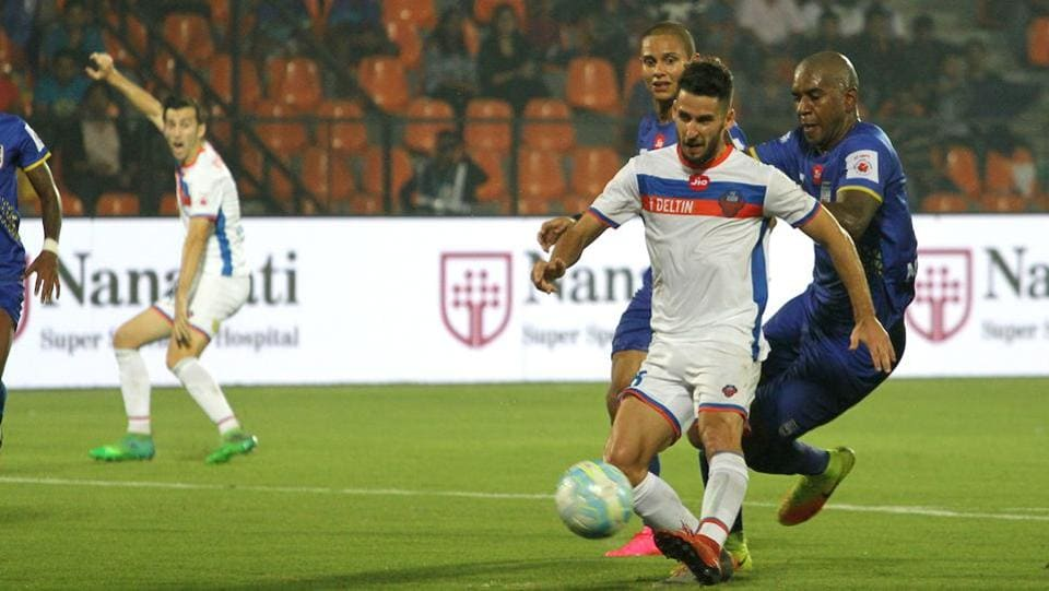FC Goa responded with a flurry of attacks. (ISL)