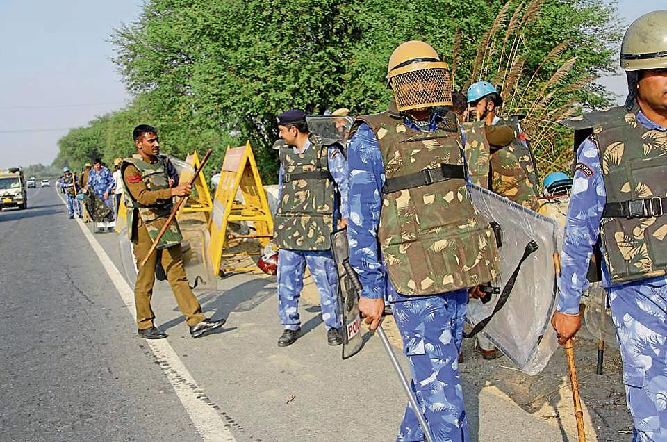 Caste-based rallies: Haryana tense, additional forces sought from Centre