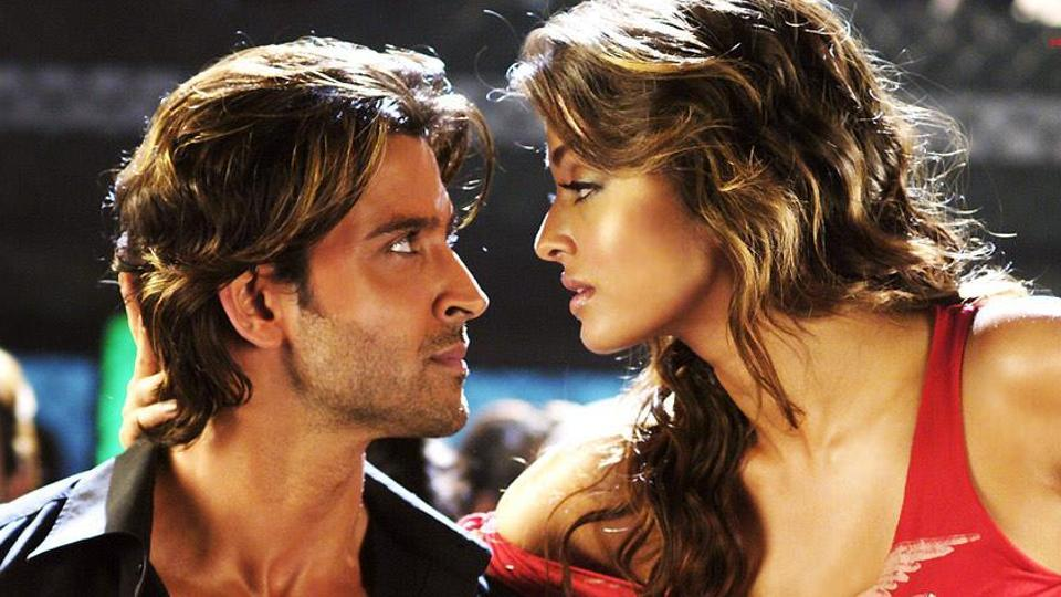 Image result for dhoom 2 hrithik aish