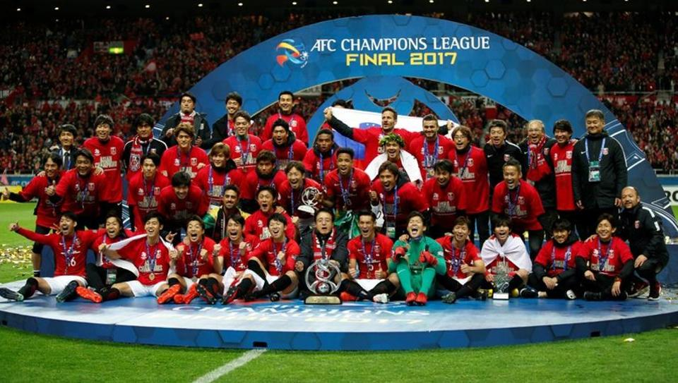 AFC Champions League,Urawa Reds vs Al Hilal,Urawa Reds