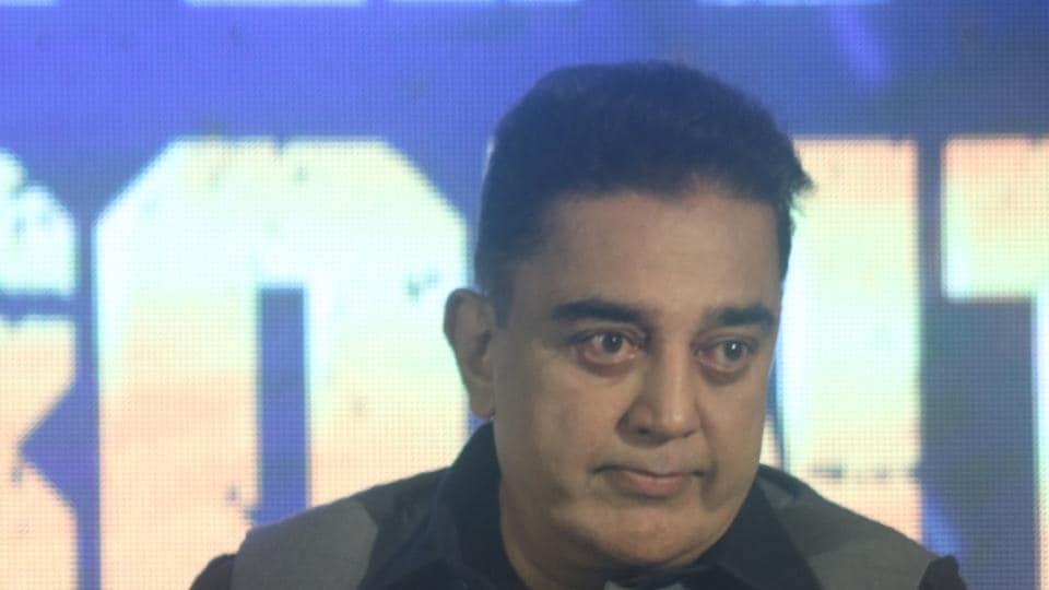 Actor Kamal Haasan  spoke about his films that faced the same treatment as Padmavati.