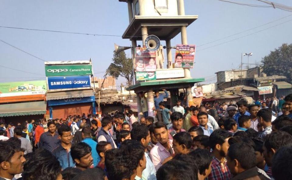 Congress leader,Congress leader shot,East Champaran Congress leader
