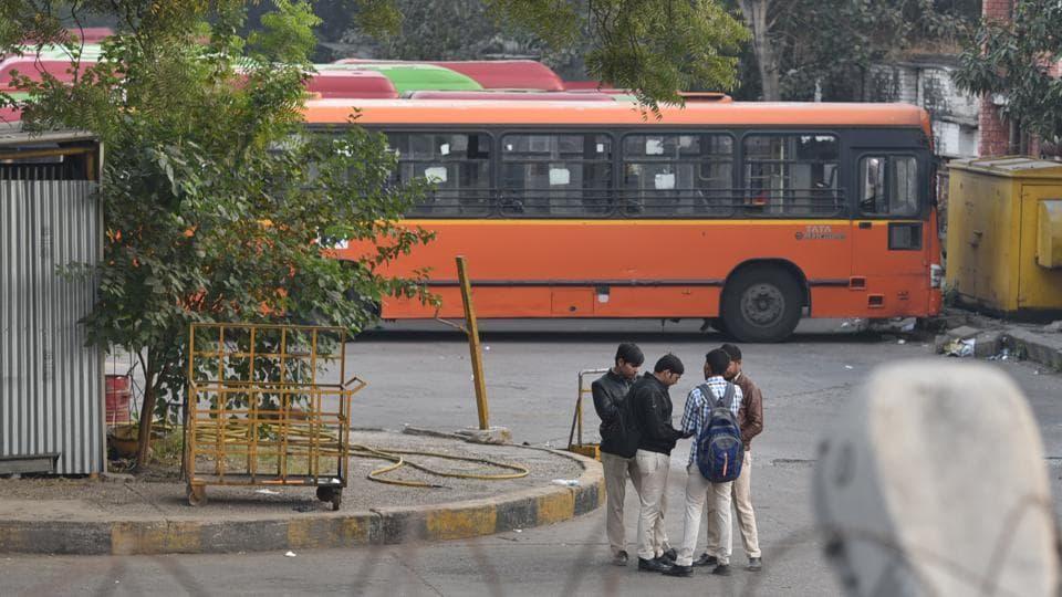 Delhi bus murder,Murder,Delhi bus