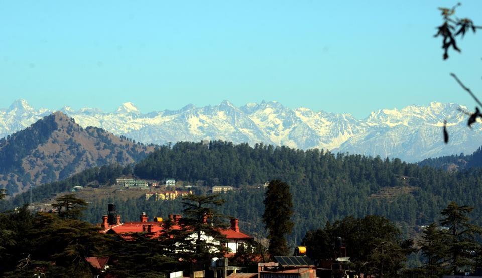 weather,Chandigarh colder than Shimla,Shimla