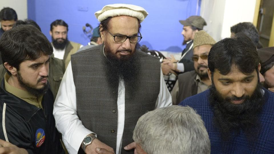 Trump administration asks Pakistan to re-arrest Hafiz Saeed