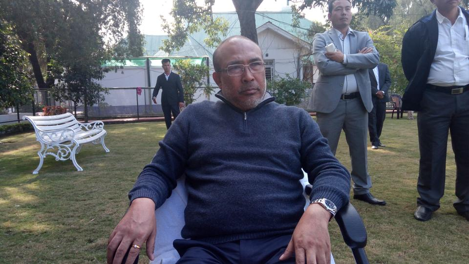 N Biren Singh,Manipur CM,Act East policy