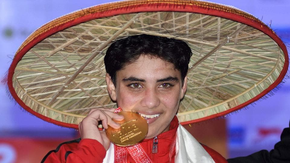 Jyoti won the gold in the 51 kg category. (PTI)