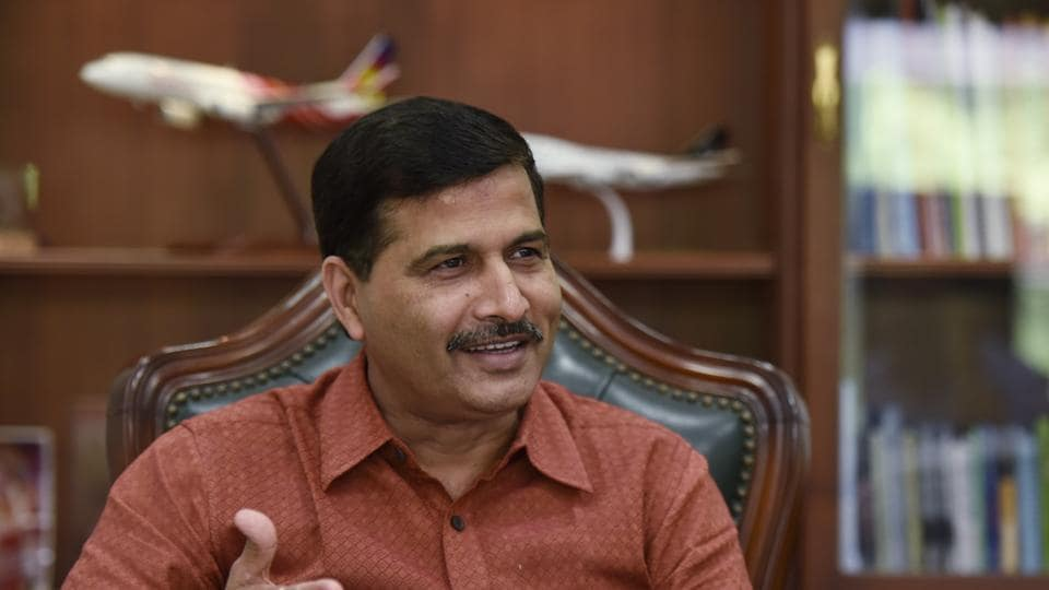 Ashwani Lohani,Railways,Indian railways
