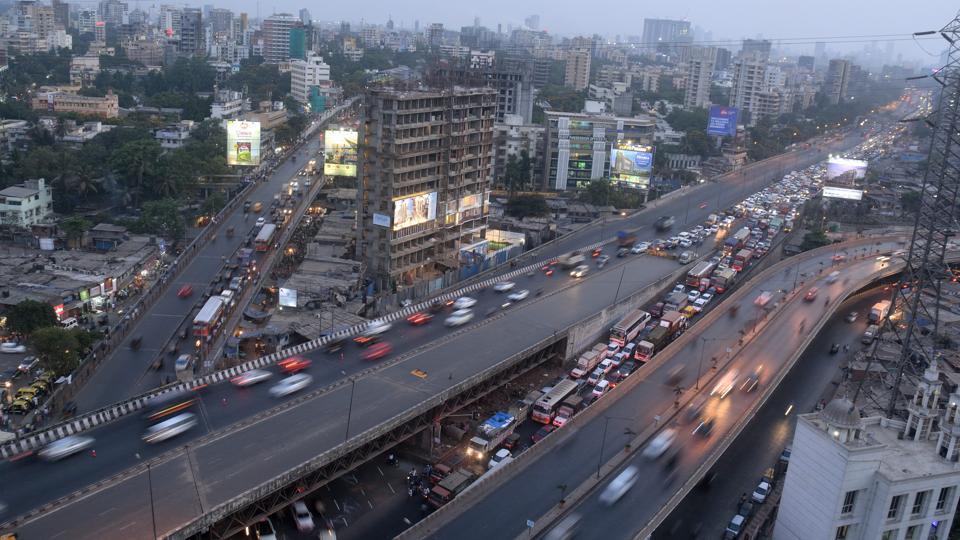 Mumbai,Amar Mahal junction flyover,Metro projects