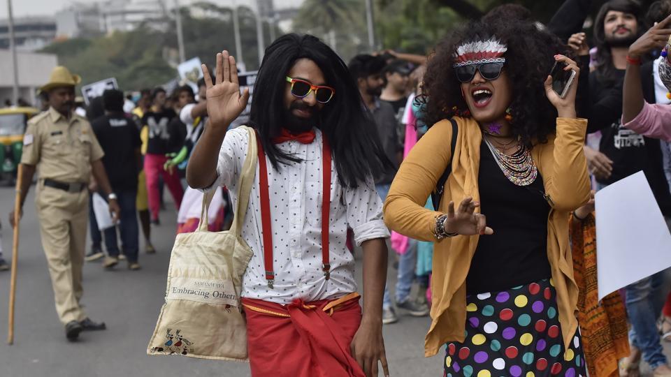 Bengaluru pride march,Namma Pride,LGBT community