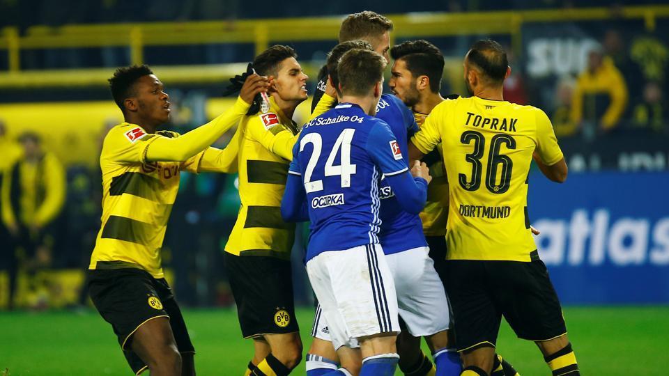 Derby Schalke Dortmund 19/20