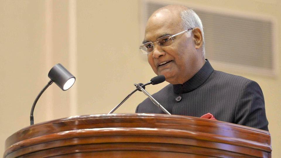 President Kovind,Ram Nath Kovind,Constitution Day