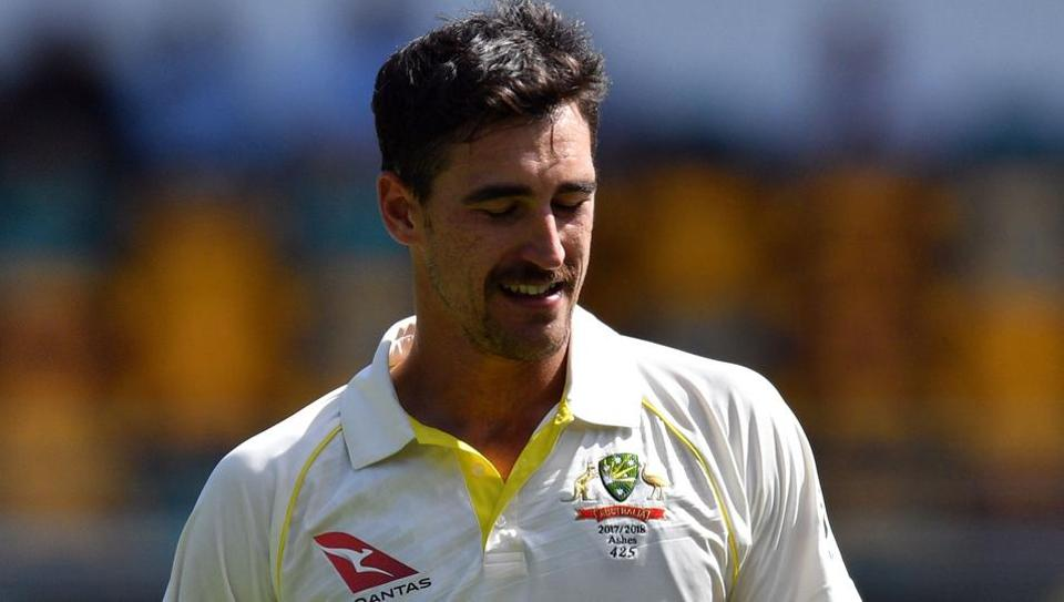 The Ashes,Ashes 2017-18,Mitchell Starc
