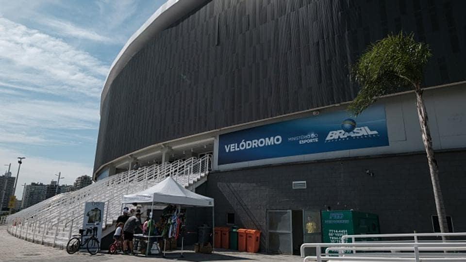 Rio de Janeiro,Olympic velodrome,Olympic Velodrome Rio