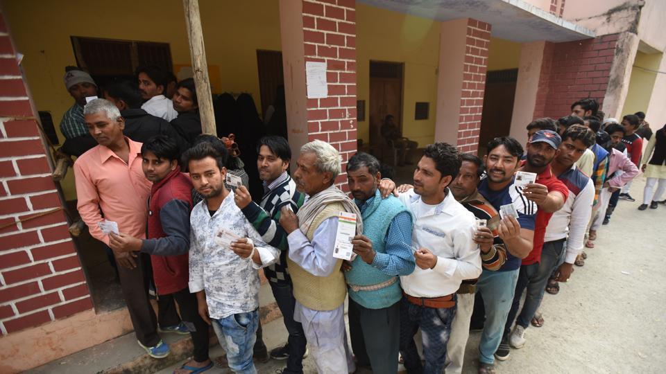 UP civic polls,Gautam Budh Nagar voting,Voting day
