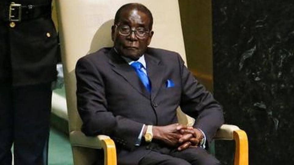 Robert Mugabe,Zimbabwe,Leo Mugabe