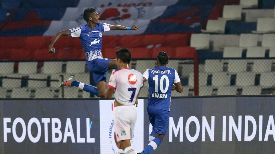 Lenny Rodrigues added a third for Bengaluru in the second half. (ISL )