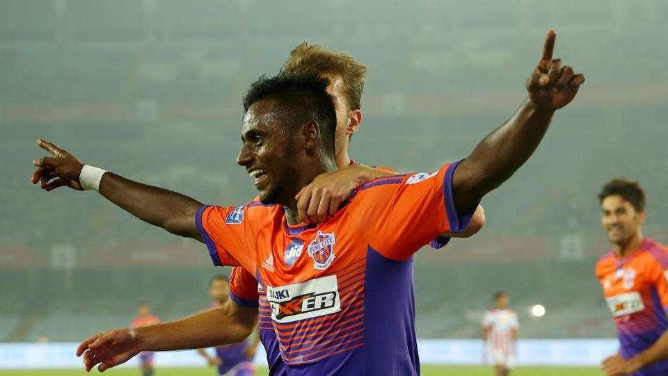 Rohit's goal was a sucker punch, and ATK had trouble recovering from the blow. (ISL)