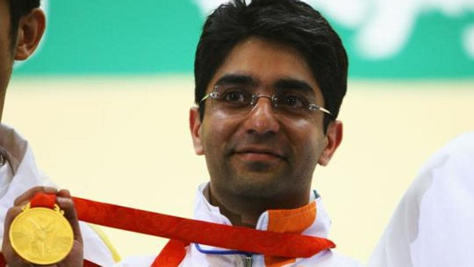 Abhinav Bindra,Olympics,Shooting