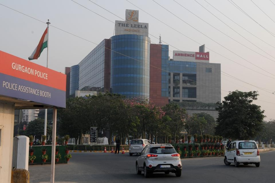 The Leela Ambience Hotel In Gurgaon From Where Cash And Jewellery Worth 70 Lakh Was