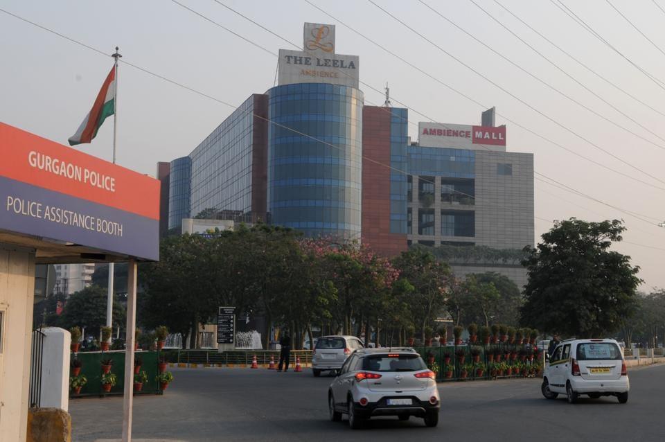 Five Star Hotel Leela Ambience The Westin Gurgaon