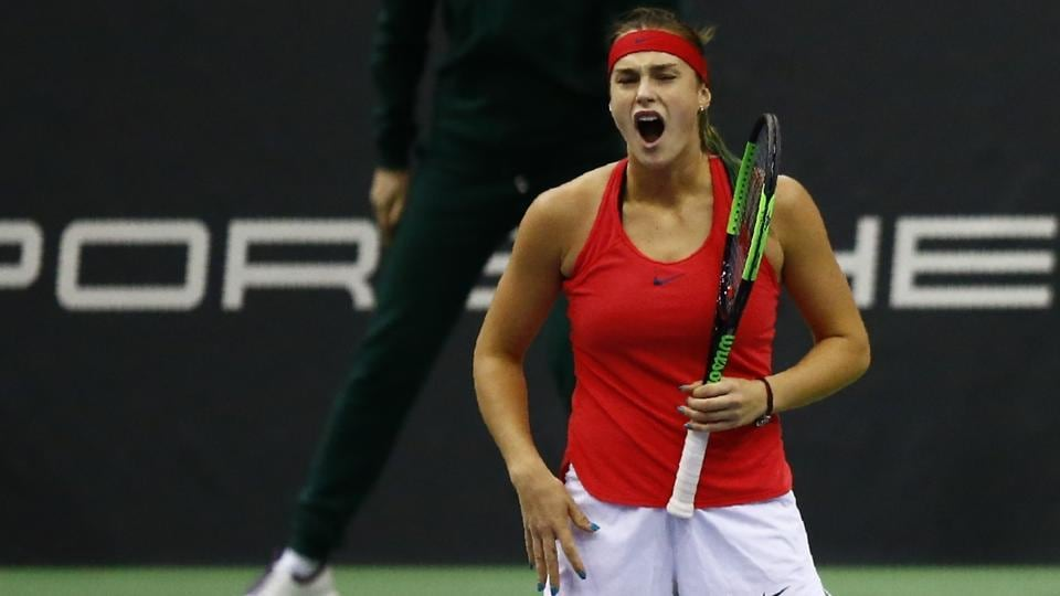 Sabalenka claims Mumbai Open, says aggressive tactics worked